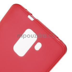 Červené gelové pouzdro na mobil Honor 7 - 5