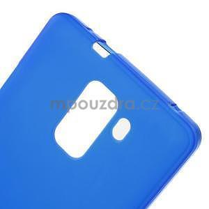 Modré gelové pouzdro na mobil Honor 7 - 5