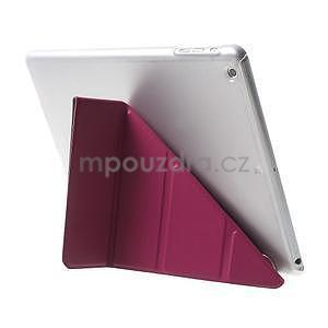 Origami ochranné pouzdro na Apple iPad Air - rose - 5