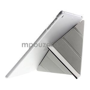 Origami ochranné pouzdro na Apple iPad Air - fialové - 5