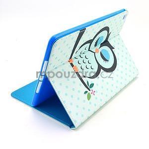 Ochranné pouzdro na tablet iPad Air 2 - sova - 5