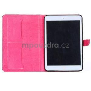 Fashion style pouzdro na iPad Air 2 - rose - 5