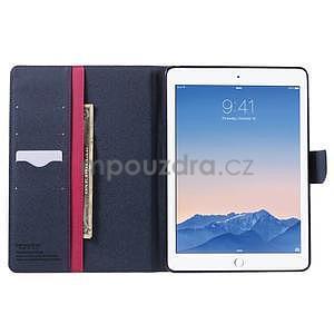 Excelent Diary pouzdro pro iPad Air 2 - rose - 5