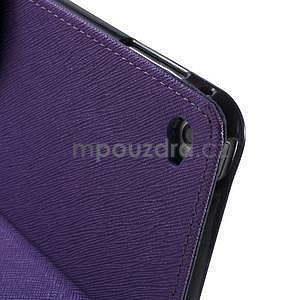 Excelent Diary pouzdro pro iPad Air 2 - fialové - 5