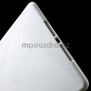 S-line gelový obal na iPad Air 2 - bílý - 5