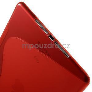 S-line gelový obal na iPad Air 2 - červený - 5