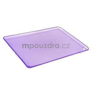Ultra tenký slim obal na iPad Air 2 - fialový - 5