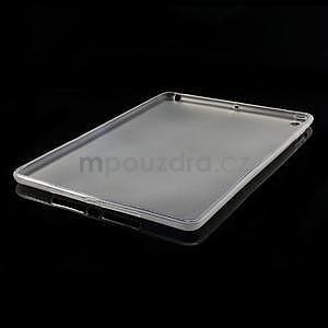 Gelový ochranný obal na iPad Air - transparentní - 5