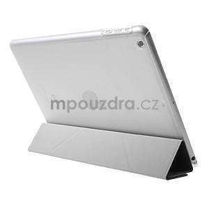Origami ochranné pouzdro na Apple iPad Air - černé - 5