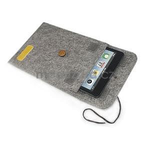 Envelope univerzální pouzdro na tablet 22 x 16 cm - žluté - 5