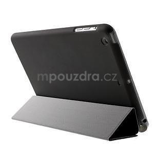 Classic tří polohové pouzdro na iPad Mini 3, ipad Mini 2 a na iPad Mini - černé - 5