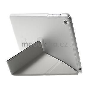 Origami ochranné pouzdro iPad Mini 3, iPad Mini 2, iPad mini - černé - 5