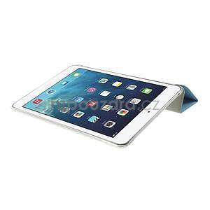 Origami ochranné pouzdro iPad Mini 3, iPad Mini 2, iPad mini - světlémodré - 5