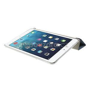 Origami ochranné pouzdro iPad Mini 3, iPad Mini 2, iPad mini - tmavě modré - 5