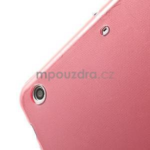 Ultra tenký slim obal na iPad Mini 3, iPad Mini 2, iPad Mini - červený - 5
