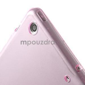Ultra tenký slim obal na iPad Mini 3, iPad Mini 2, iPad Mini - růžový - 5