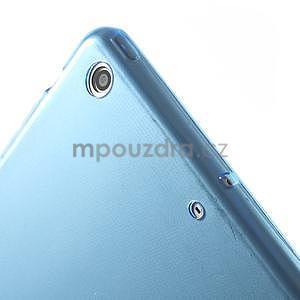 Ultra tenký slim obal na iPad Mini 3, iPad Mini 2, iPad Mini - modrý - 5