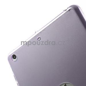 Ultra tenký slim obal na iPad Mini 3, iPad Mini 2, iPad Mini - fialový - 5