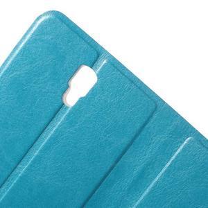 Horse peněženkové pouzdro na Lenovo A2010 - modré - 5