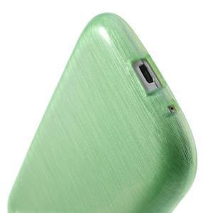 Brush gelový kryt na Samsung Galaxy S III / Galaxy S3 - zelený - 5