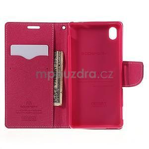 Ochranné pouzdro na Sony Xperia M4 Aqua - růžové/rose - 5