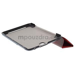 Supreme polohovatelné pouzdro na tablet Asus Memo Pad 7 ME176C - červené - 5
