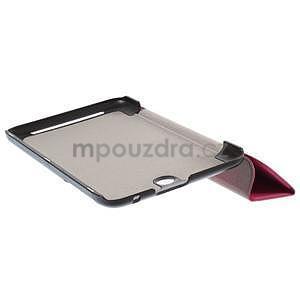 Supreme polohovatelné pouzdro na tablet Asus Memo Pad 7 ME176C - rose - 5