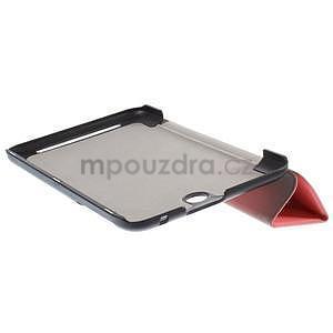 Supreme polohovatelné pouzdro na tablet Asus Memo Pad 7 ME176C - růžové - 5