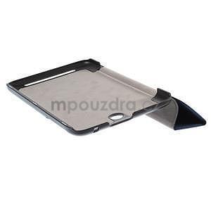 Supreme polohovatelné pouzdro na tablet Asus Memo Pad 7 ME176C - tmavěmodré - 5