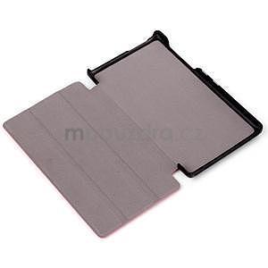 Polohovatelné pouzdro na tablet Lenovo Tab 2 A7-10 -  hnědé - 5