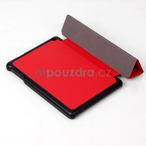 "Tří polohové pouzdro na tablet Lenovo IdeaTab Miix 3 8"" - červené - 5"