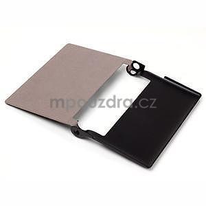 Koženkové pouzdro na Lenovo Yoga Tablet 2 8.0 - černé - 5