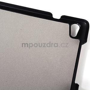 Černé pouzdro na tablet Lenovo S8-50 s funkcí stojánku - 5