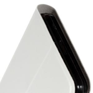 Horse peněženkové pouzdro na Acer Liquid Z520 - bílé - 5