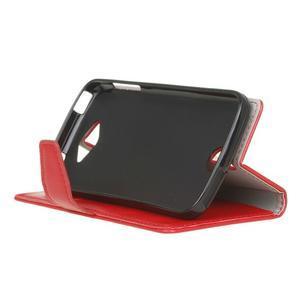 Pouzdro na mobil Acer Liquid Z530 - červené - 5