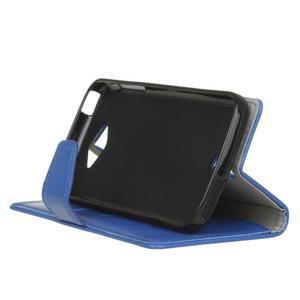 Pouzdro na mobil Acer Liquid Z530 - modré - 5