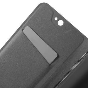 Horse peněženkové pouzdro na mobil Acer Liquid Z530 - černé - 5