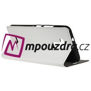 Glory peněženkové pouzdro na Asus Zenfone 3 Max - bílé - 5