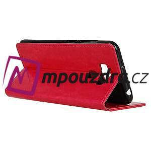 Wall knížkové pouzdro na mobil Asus Zenfone 3 Max ZC553KL - rose - 5
