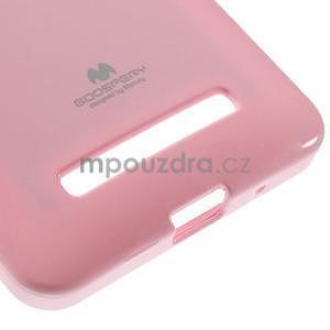 Gelový obal na Asus Zenfone 5 - růžový - 5