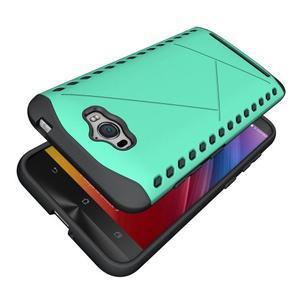 Odolný kryt na mobil Asus Zenfone Max - cyan - 5