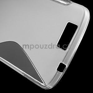 Gelový kryt S-line Huawei Ascend G7 - transparentní - 5