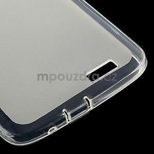 Gelový obal s matnými zády Huawei Ascend G7 - 5