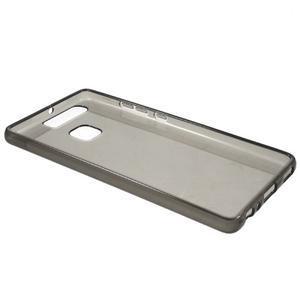 Gelový obal na mobil Huawei P9 - šedý - 5