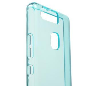 Gelový obal na mobil Huawei P9 - modrý - 5