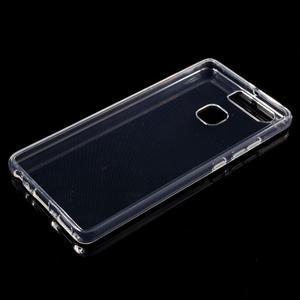 Transparentní gelový obal na mobil Huawei P9 - 5