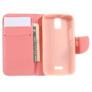 Peněženkové pouzdro na mobil Huawei Y3 a Y360 - Keep Calm - 5