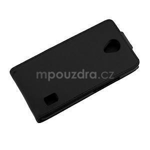 Flipové pouzdro na Huawei Ascend Y635 - černé - 5