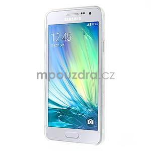 Gelový obal na Samsung Galaxy A3 - motýl a kruhy - 5