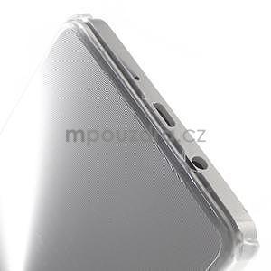 Stříbrný metalický kryt na Samsung Galaxy A5 - 5